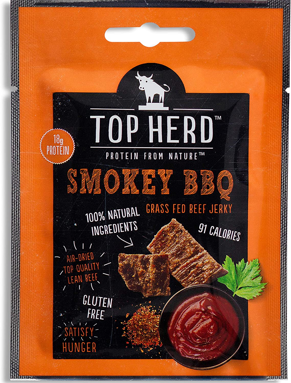 Top Herd Smokey BBQ