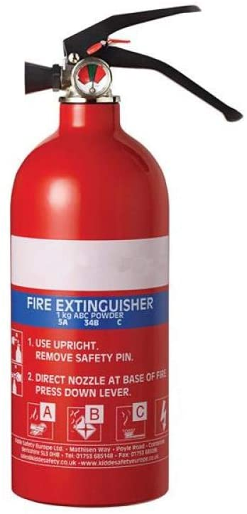 Kidde Multi-Purpose Fire Extinguisher