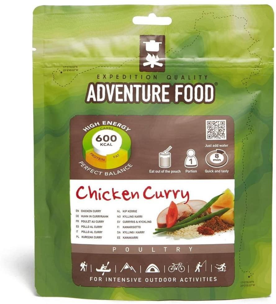 Trekmates Adventure Food Chicken Curry