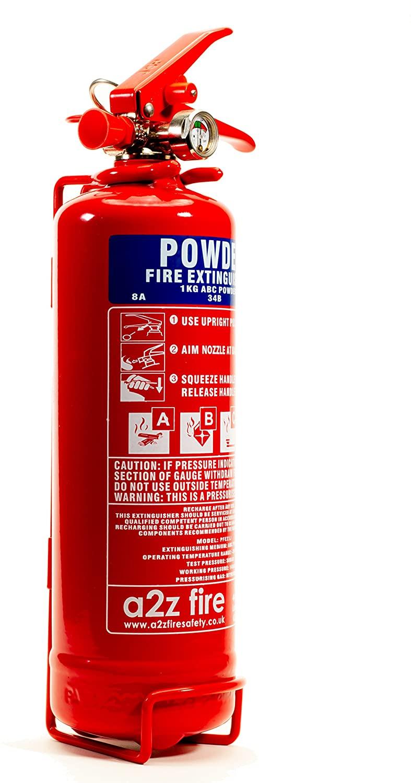 A2Z Powder Fire Extinguisher