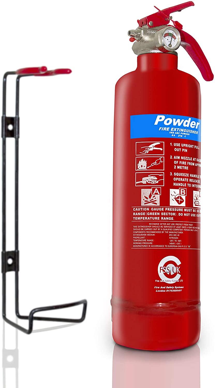 FSS Plus Dry Powder Fire Extinguisher