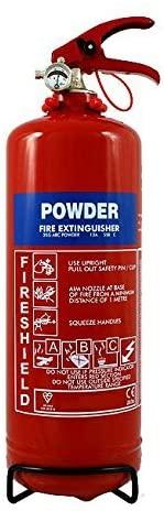 FireShield PRO Powder Fire Extinguisher