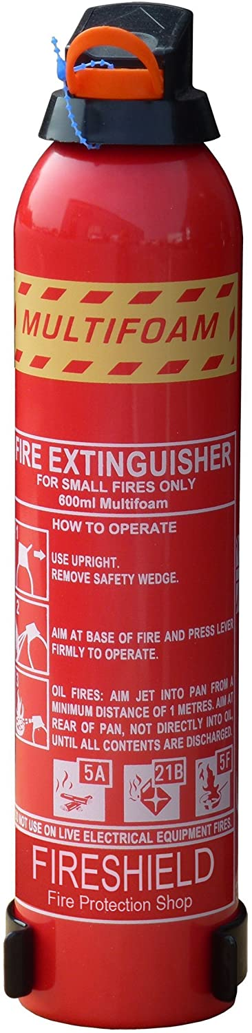 FireShield Cooking Fire Extinguisher
