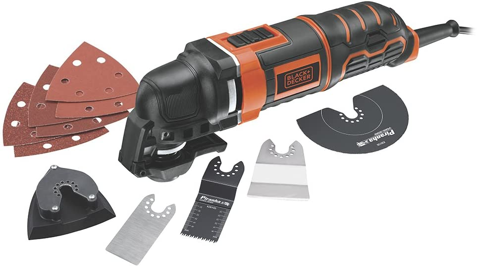 BLACK+DECKER 300 W Oscillating Multi-Tool