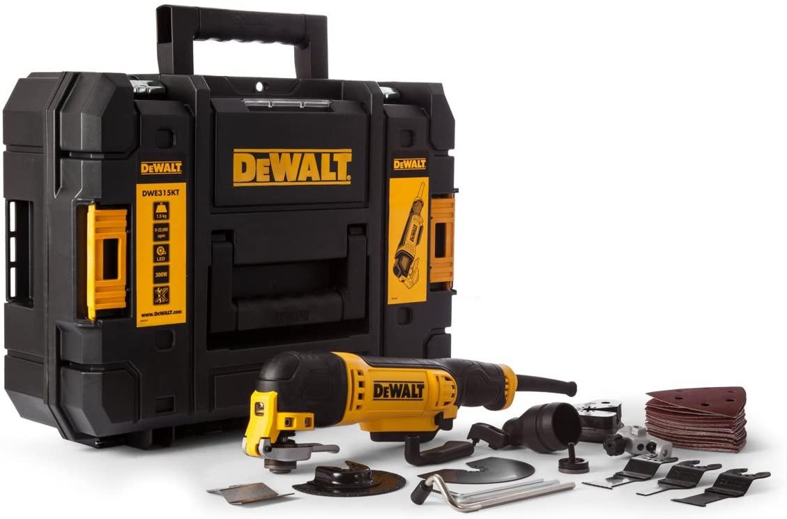DEWALT DWE315KT Oscillating Multi-Tool