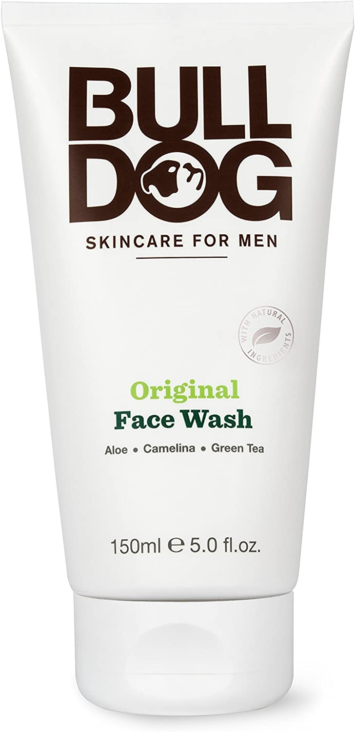 BULLDOG SKINCARE Men's Facewash