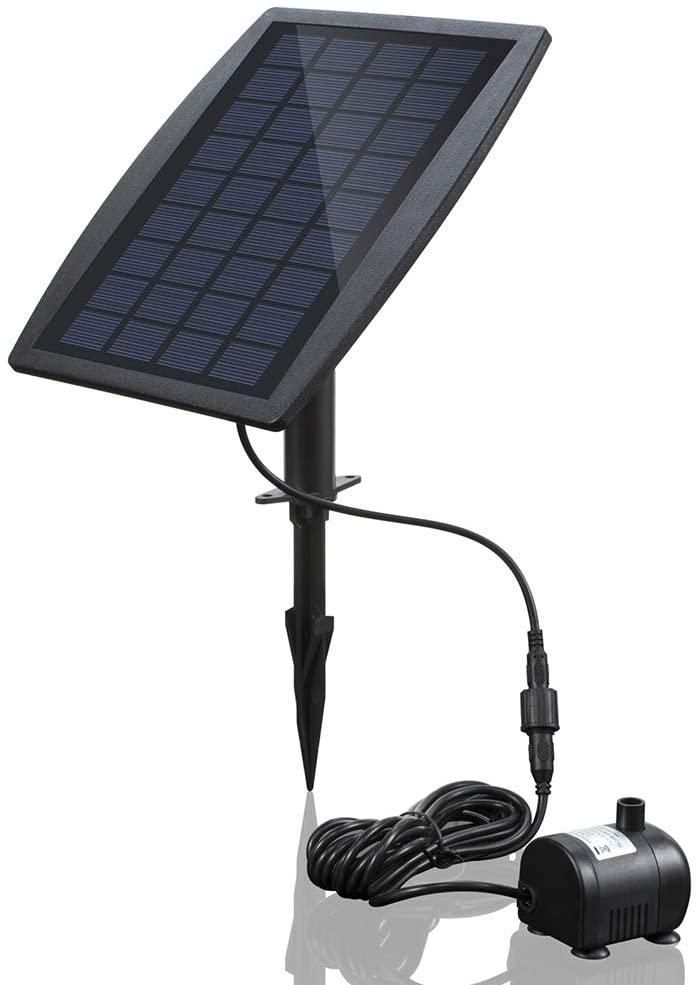 Anself Solar Water Pump