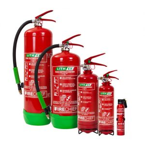 Fire Extinguisher For Home Uk