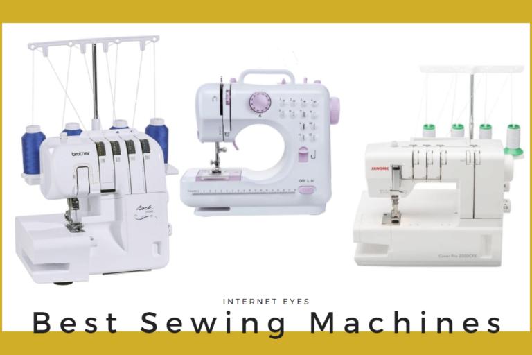 best overlocker sewing machine