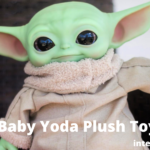 Baby Yoda Plush Toys UK