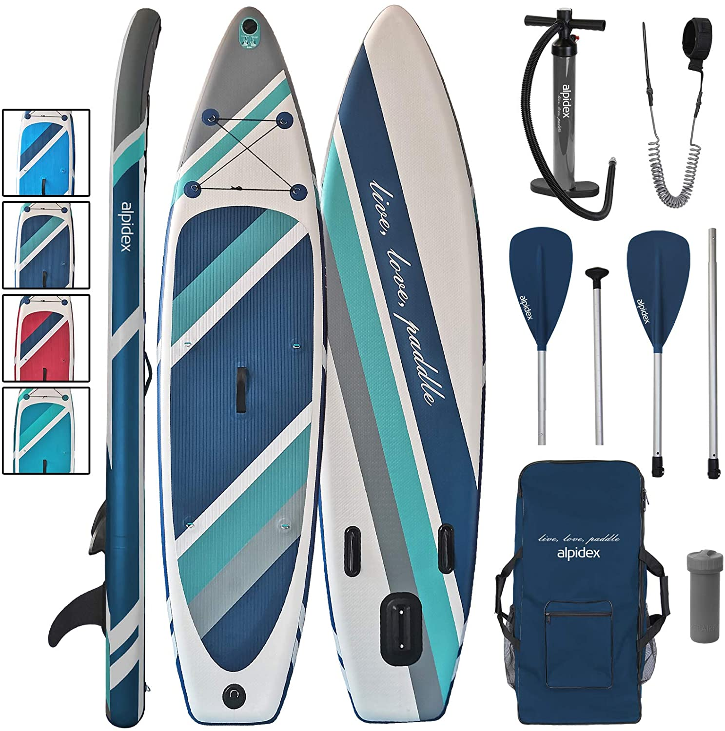 ALPIDEX Package SUP Board