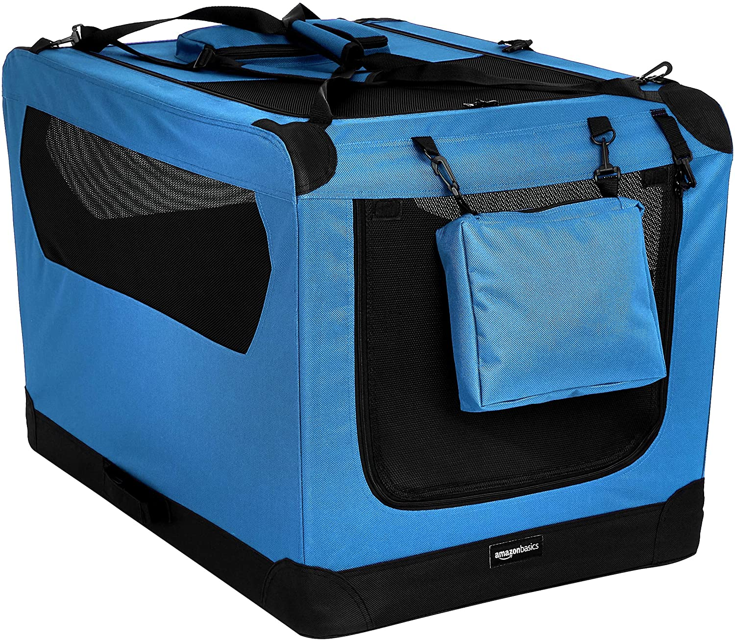 AmazonBasics Premium Folding Portable Crate
