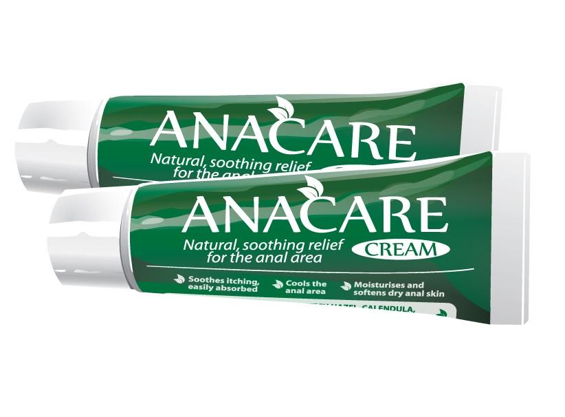 Anacare - Fast Acting Hemorrhoid Cream