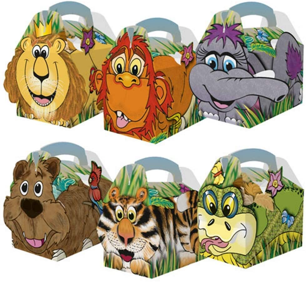 Animal Themed Food Boxes PlayWrite