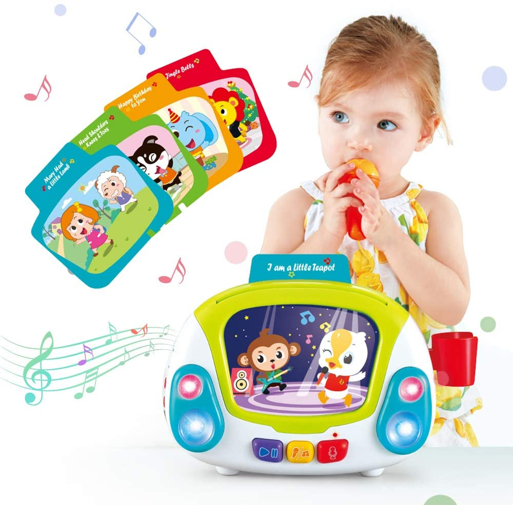 Baby Musical Toy Karaoke Music Player VATOS