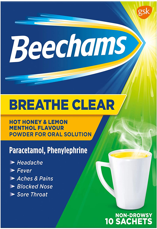 Beechams Flu Plus Cold & Flue Sachets
