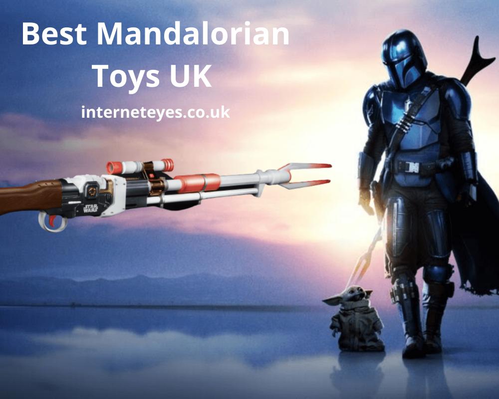 Mandalorian Toys UK