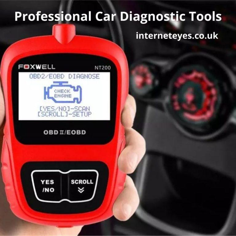 Best Professional Car Diagnostic Tools UK