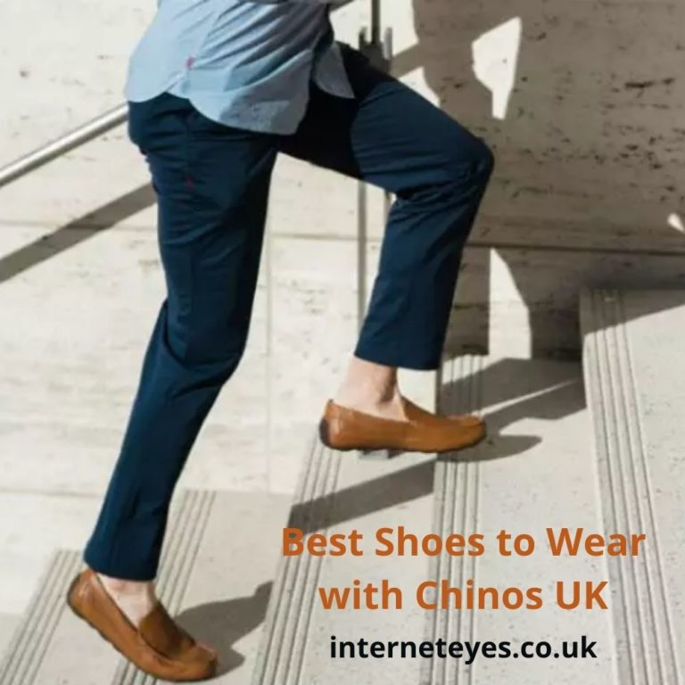 Best Shoes to Wear with Chinos UK