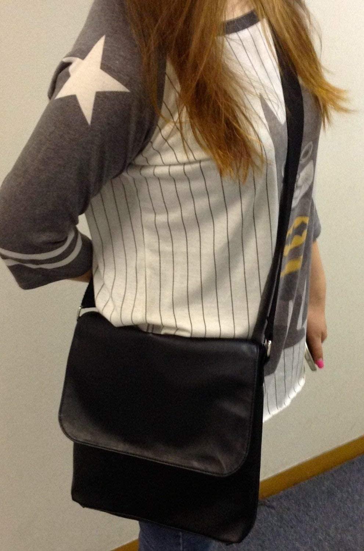 Bev-Satch Secret Messenger Bag Flask Binocktails