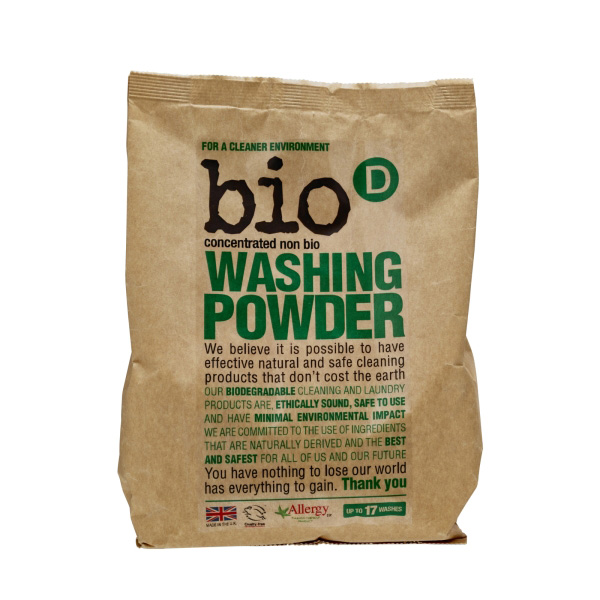 Bio D Concentrated Washing Powder