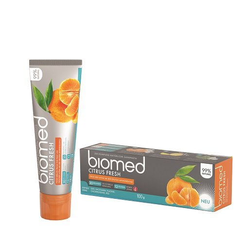 Biomed Citrus Fresh Toothpaste