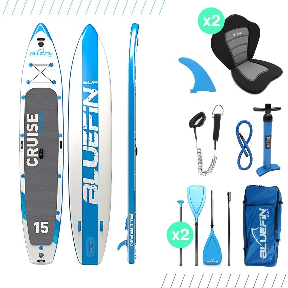 Bluefin Cruise SUP Board Package