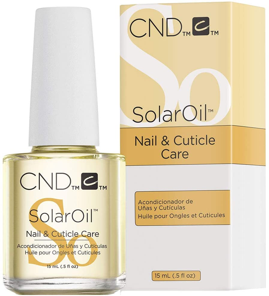 CND SolarOil Cuticle and Nail Conditioner