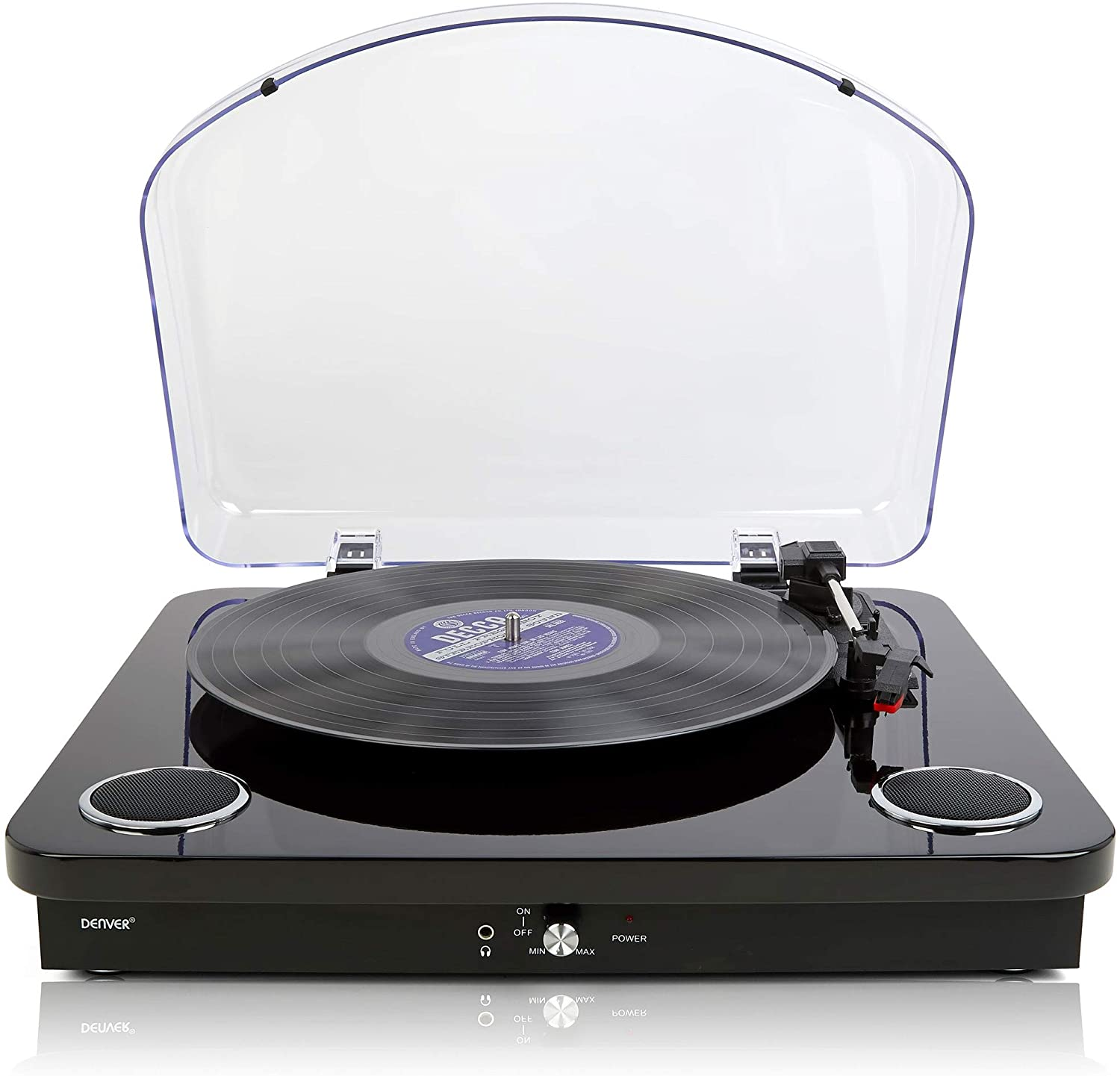 Classic Record Player by Denver