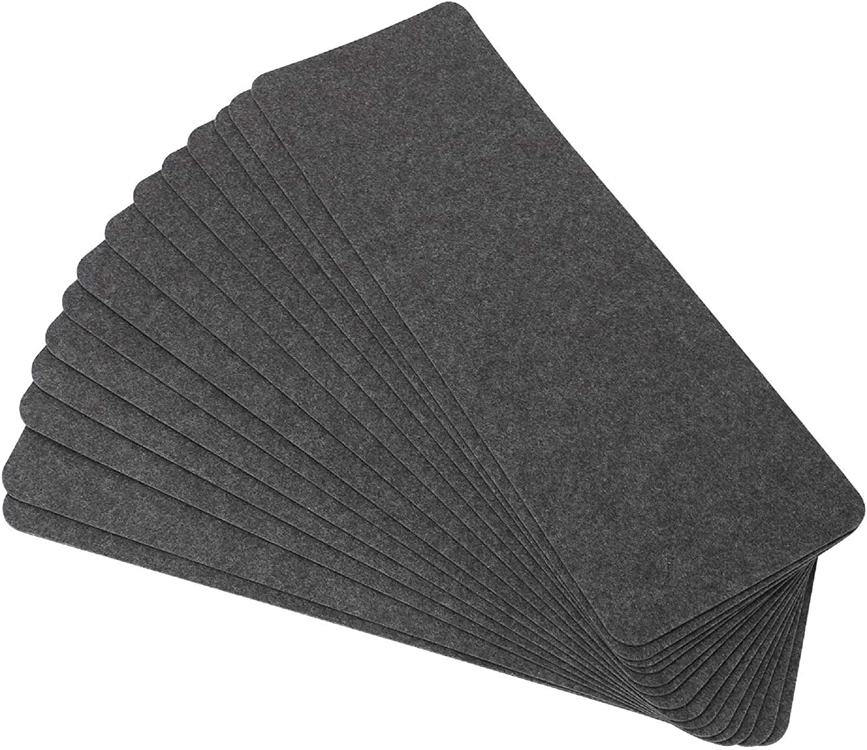 Coldshine 14pcs Anti-slip Stair Tread Pads Carpet