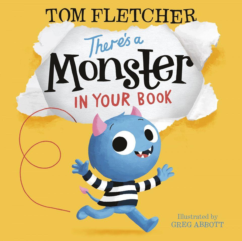 Comic Book Tom Fletcher