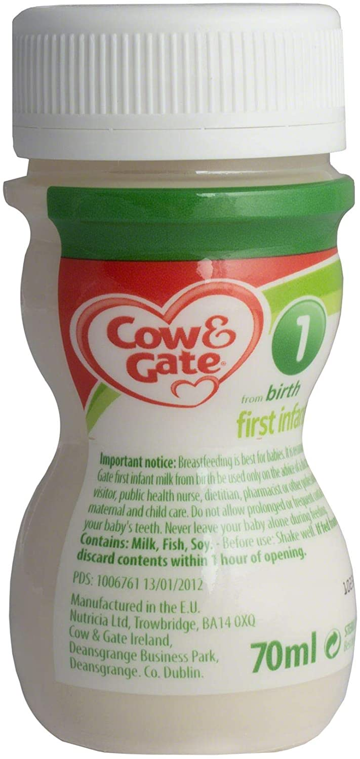 Cow & Gate First Infant Milk - Ready to Feed