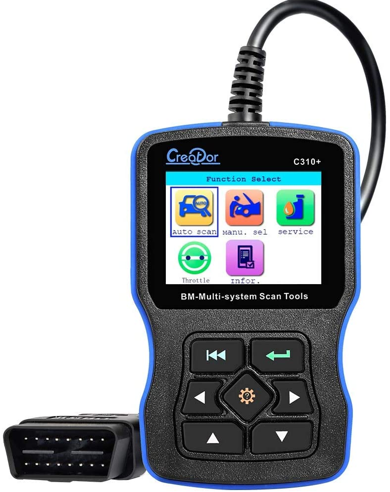 Creator C310+Multi-System Code Reader for BMW