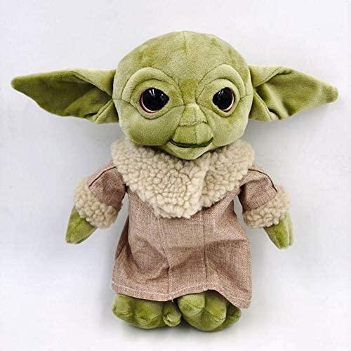 DOUFUZZ Force Awakens Master Baby Yoda 30 cm 1 Pcs Plush Toy For Children Adult Gift