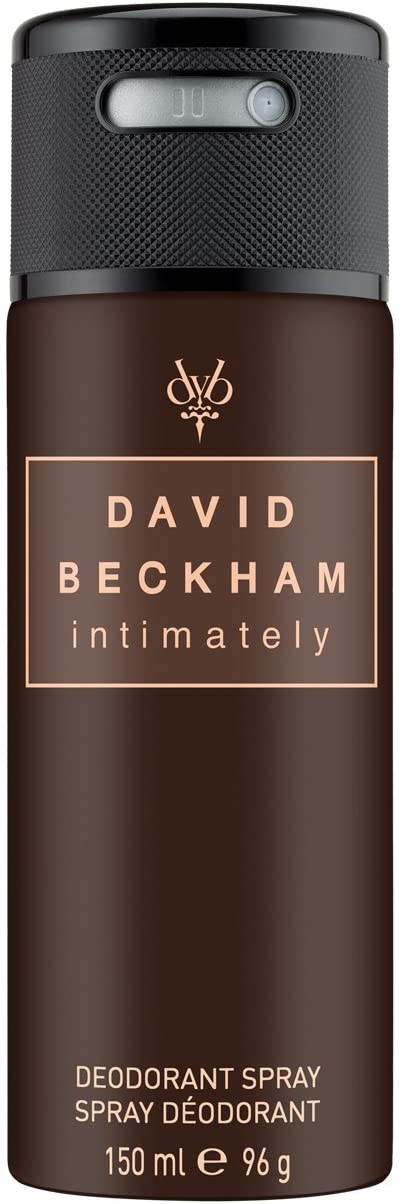 David Beckham Intimately Antiperspirant Body Spray