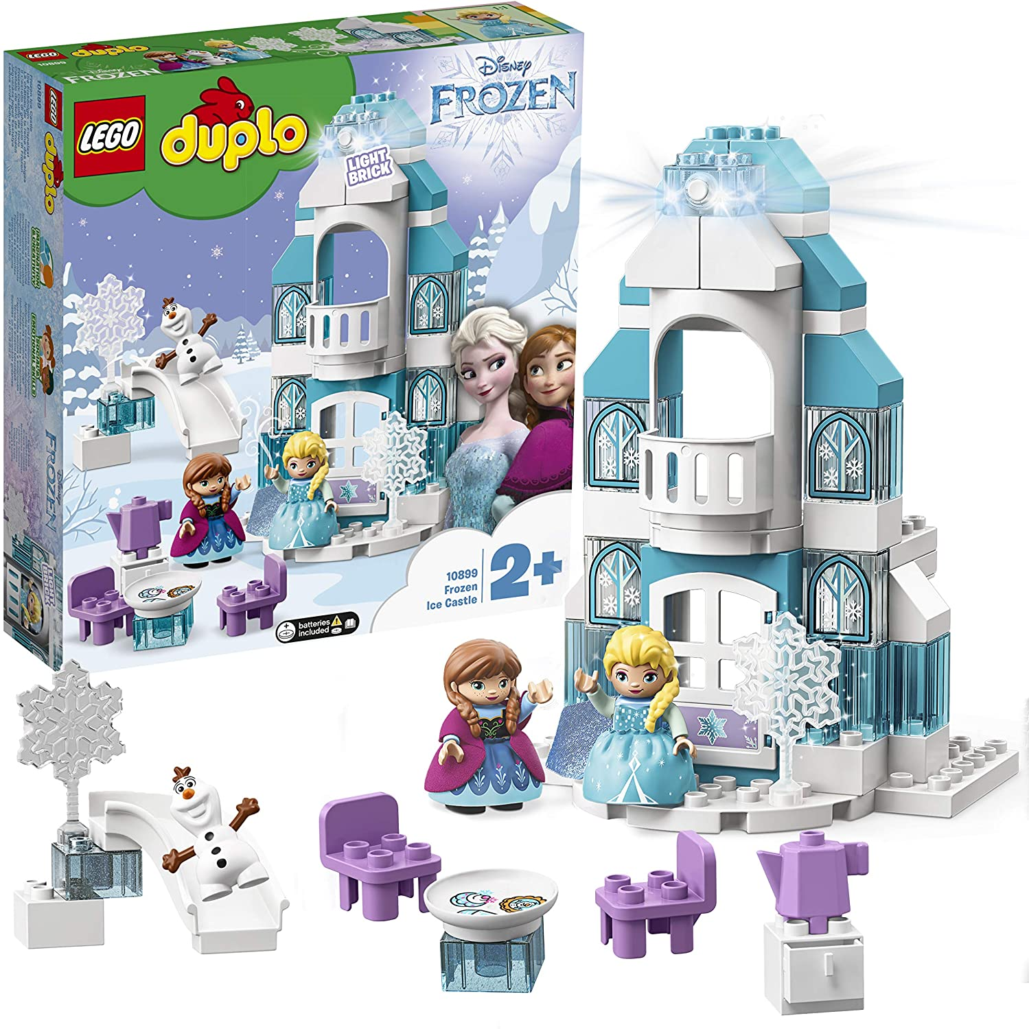 Duplo Disney Frozen Ice Castle Lego