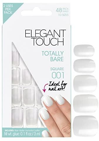 Elegant Touch Bare Nails
