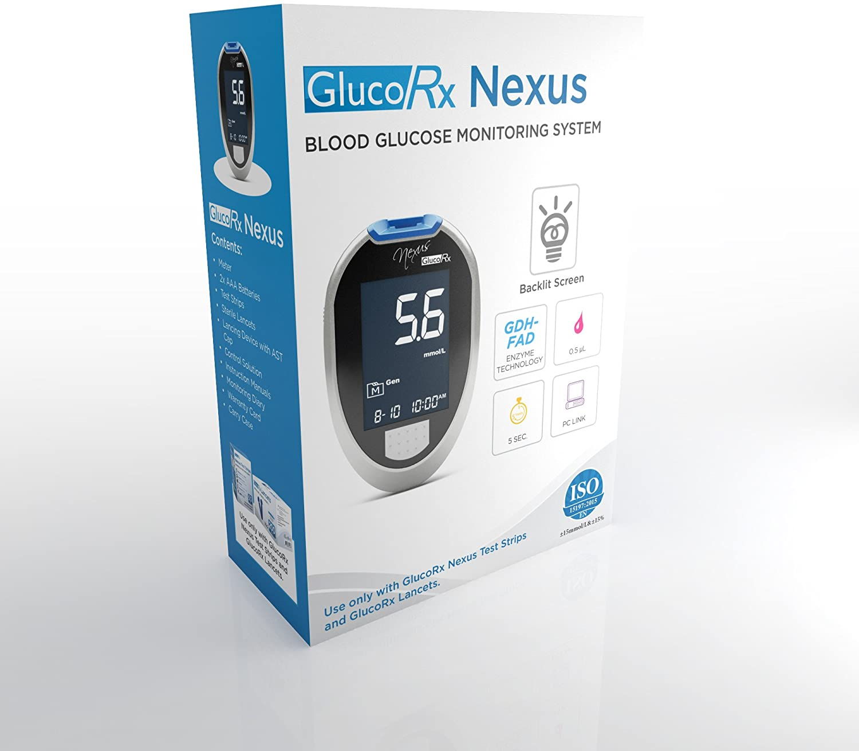GLUCORX NEXUS TD 4277 BLOO
