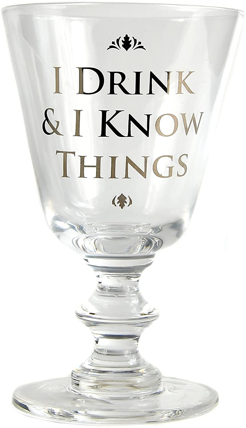 Game of Thrones Themed Wine Glass Half Moon Bay
