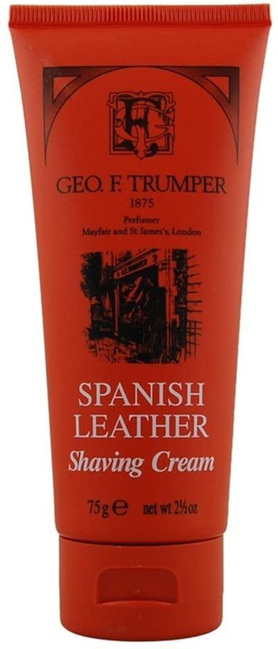 Geo F Trumper Spanish Leather Shaving Cream