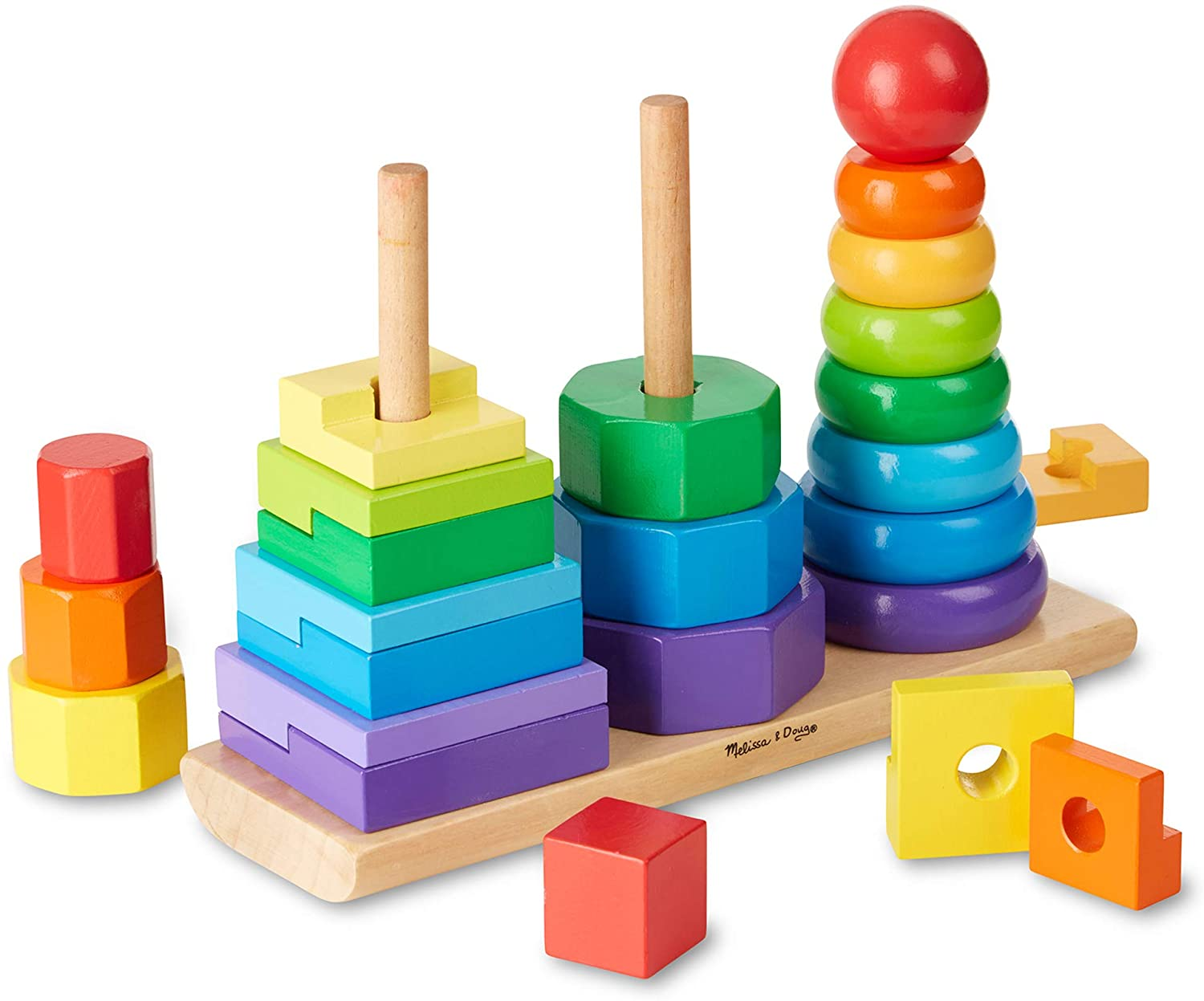 Geometric Stacker Melissa & Doug