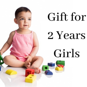 Gift for 2 Years Girls