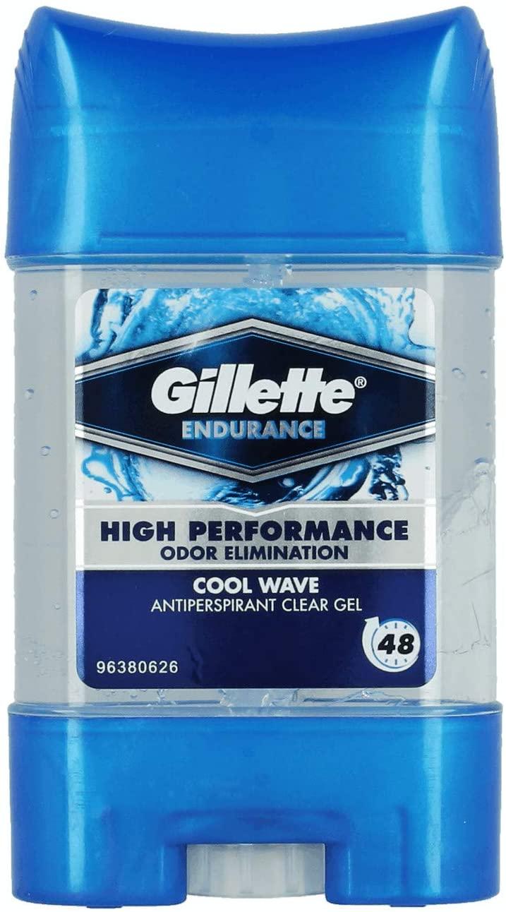 Gillette Endurance Cool Wave Antiperspirant
