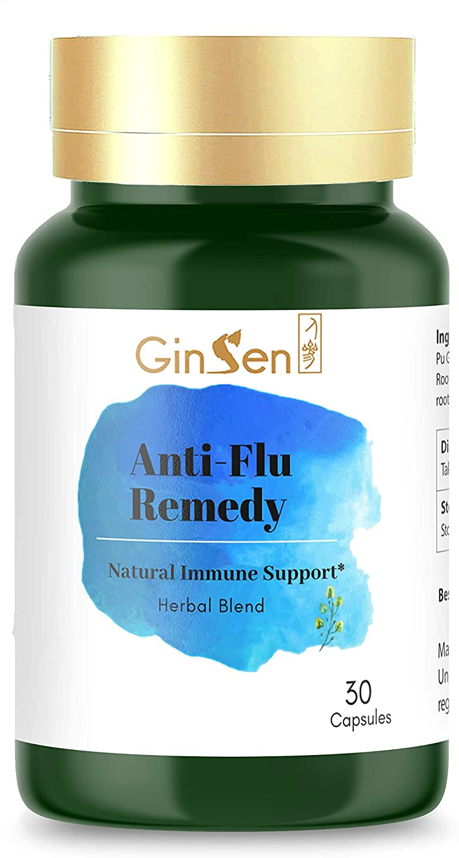 GinSen Antiviral Tablets