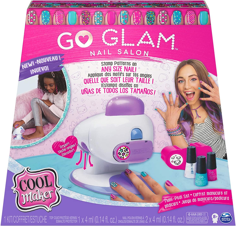 Go Glam Nail Stamper Cool Maker