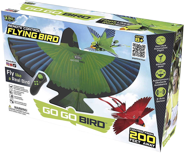 Go Go Bird Zing