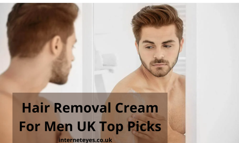 Hair Removal Cream For Men UK