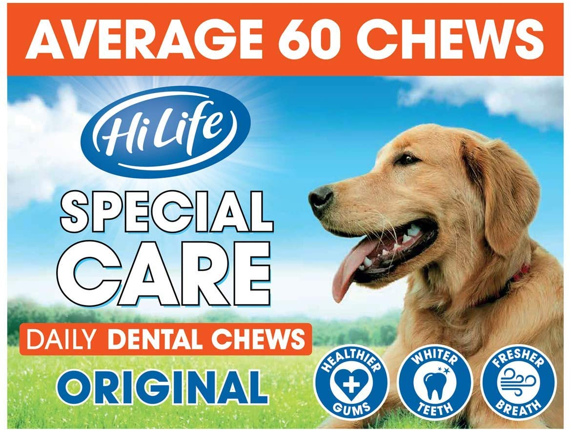 HiLife Special Care Daily Dental Chews