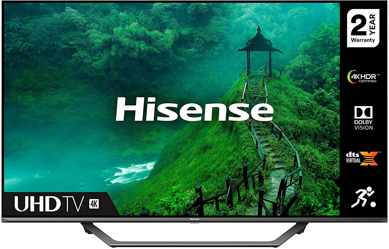 Hisense 43AE7400FTUK Dolby Vision 43-inch 4K UHD HDR Smart TV
