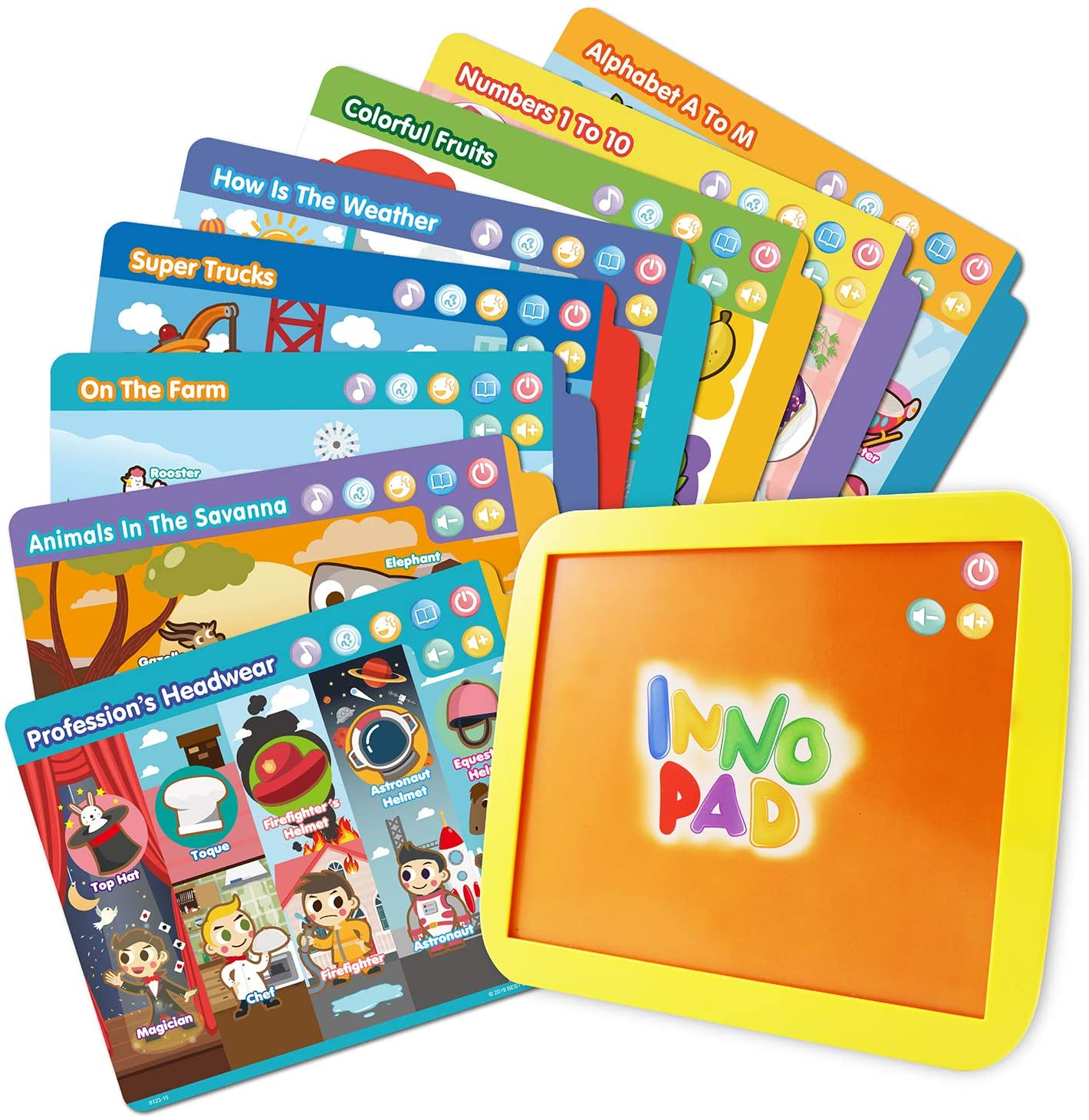 INNO PAD Educational Tablet Toy  Best Learning